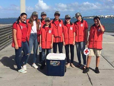 Red Cross Club