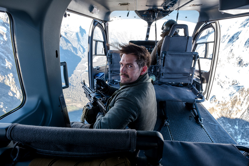 Henry Cavil 'Mission Impossible Fallout'