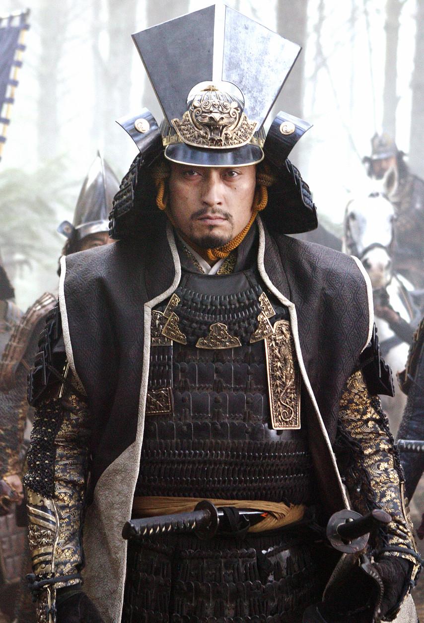 Last Samuraij (NZ) Ken Watanabe