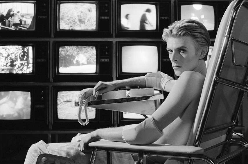 David Bowie 'The Man Who Fell to Earth'