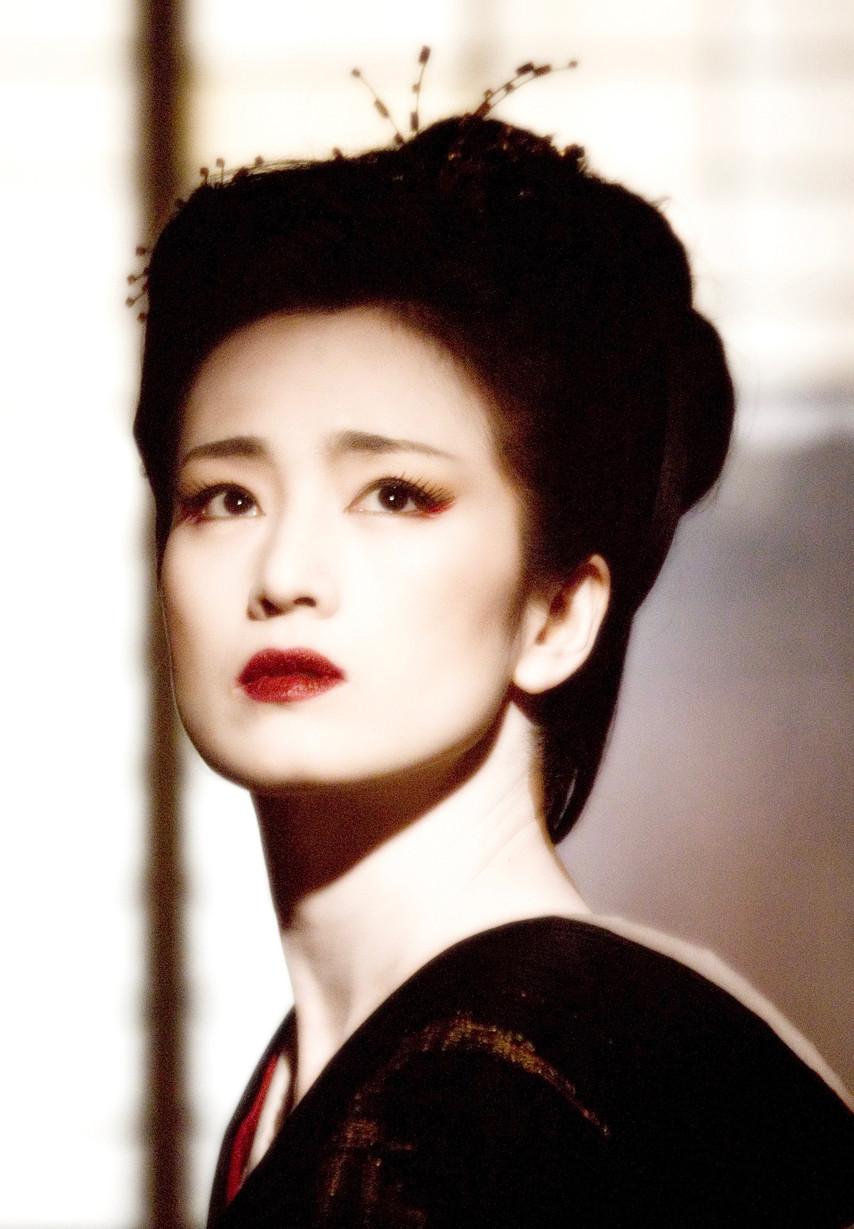 Gong Li 'Memoirs of a Geisha'