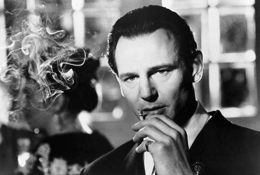 'Schindlers List'_ Liam Neeson as Oscar Shindler