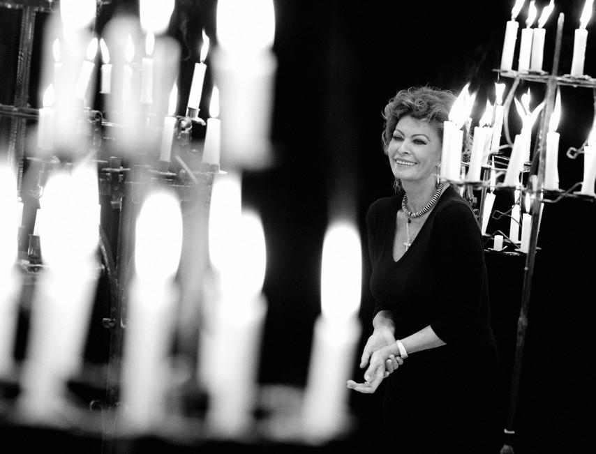 Sophia Loren 'Nine'