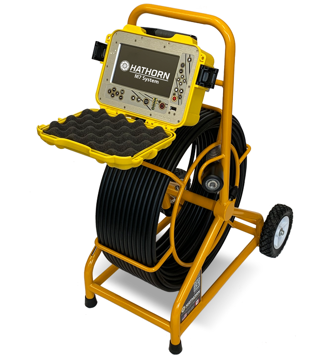 M7 Complete System Inspection Camera for Drains