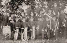 Image result for vintage brass band photo