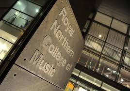 Royal Northern College of Music. Photo from 4barsrest.