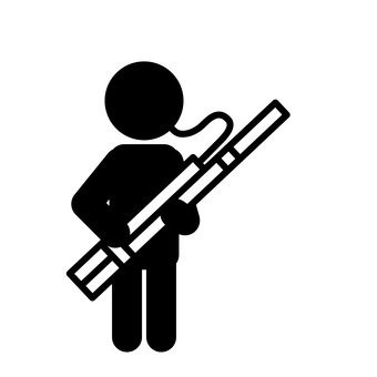 Image result for bassoon clip art