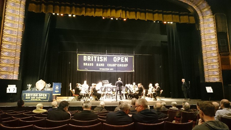 Image result for blackpool brass band contest