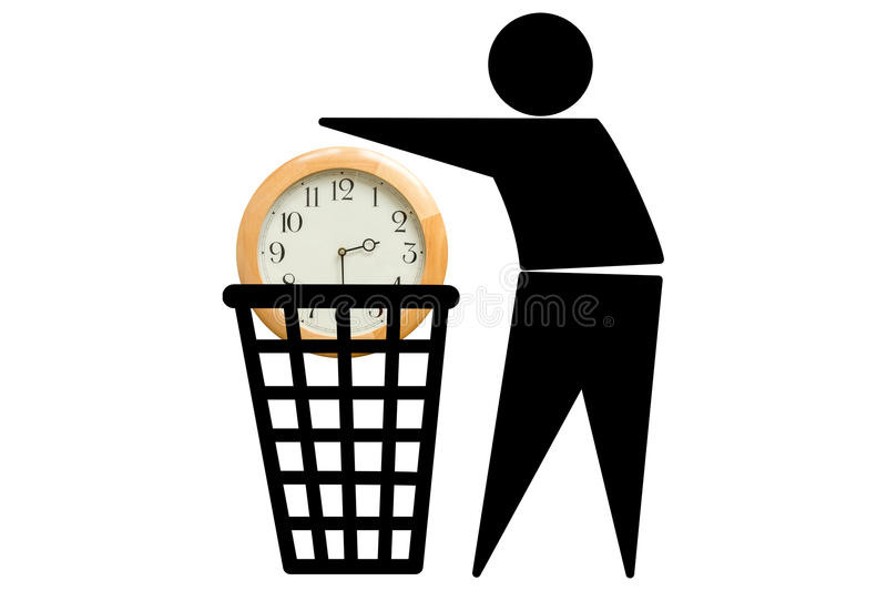 Image result for wasted time clip art