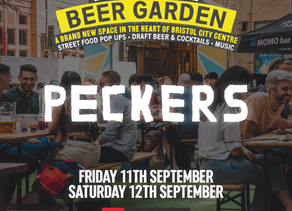 Peckers - Bridewell Takeover - 11th and 12th September