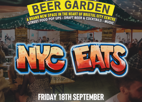 NYC Eats - Bridewell Takeover - 18th and 19th September