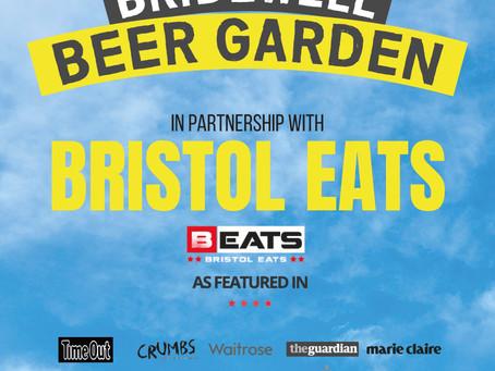 Bridewell Beer Garden Partners with Bristol Eats