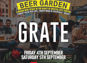 Grate - Bridewell Takeover - 4th and 5th September