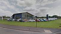 DGL Garden Maintenance at Peugeot Arbury Walsall