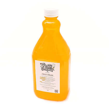 Peach Bellini Slushy mix