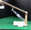 An mechanical STEM project for our after school makerspace program