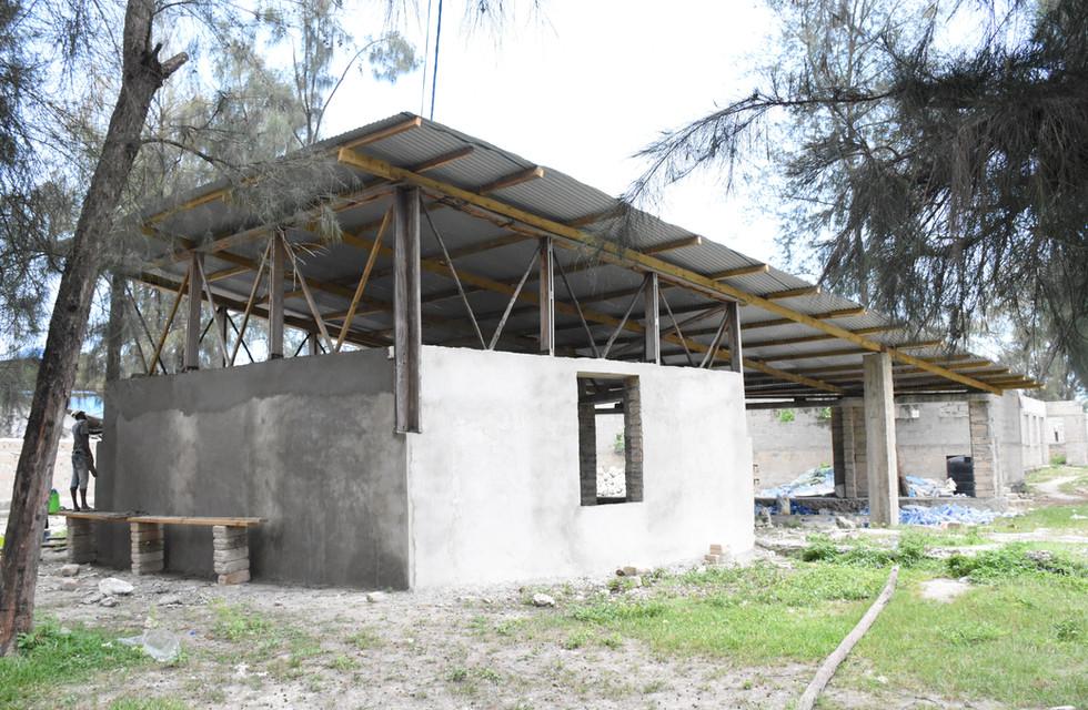 Library, Nungwi, Zanzibar