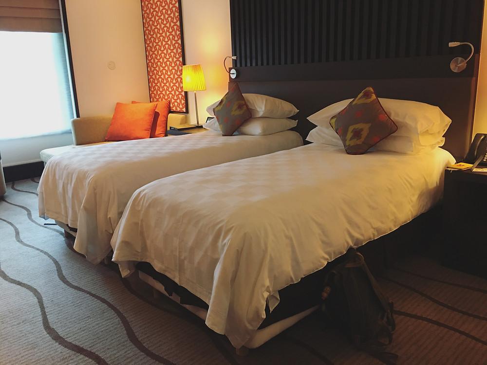 Sama-sama hotel 的套房