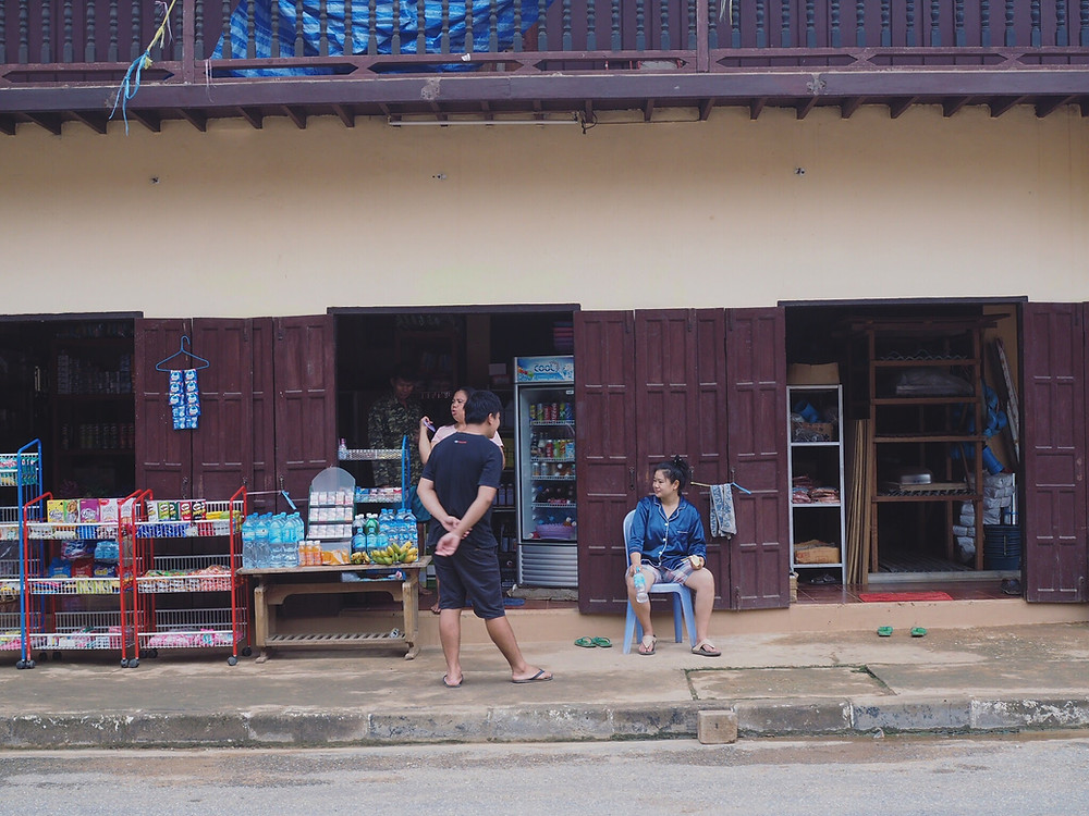 Nong Khiaw 琅多