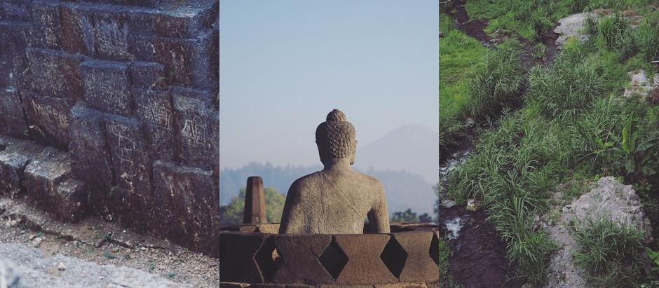 @ Yogyakarta 日惹:千年古迹之外