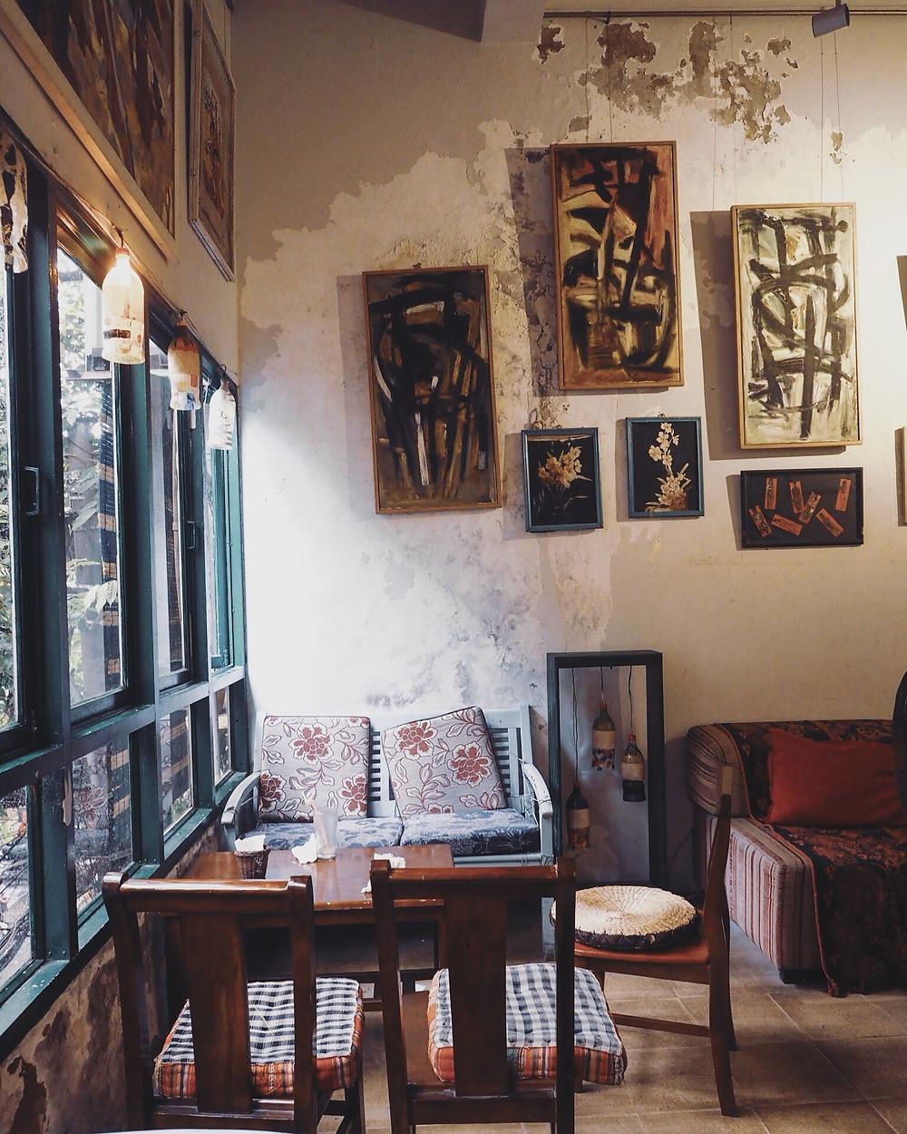 Cafe Nola 河内咖啡馆