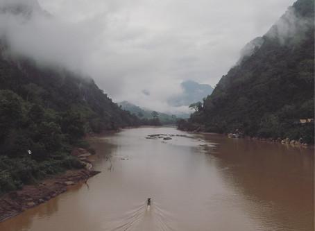 @ Nong Khiaw(琅多):最淳朴的河畔风情