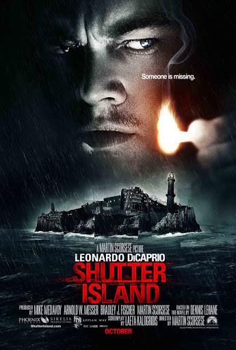 shutter island movie poster 电影海报