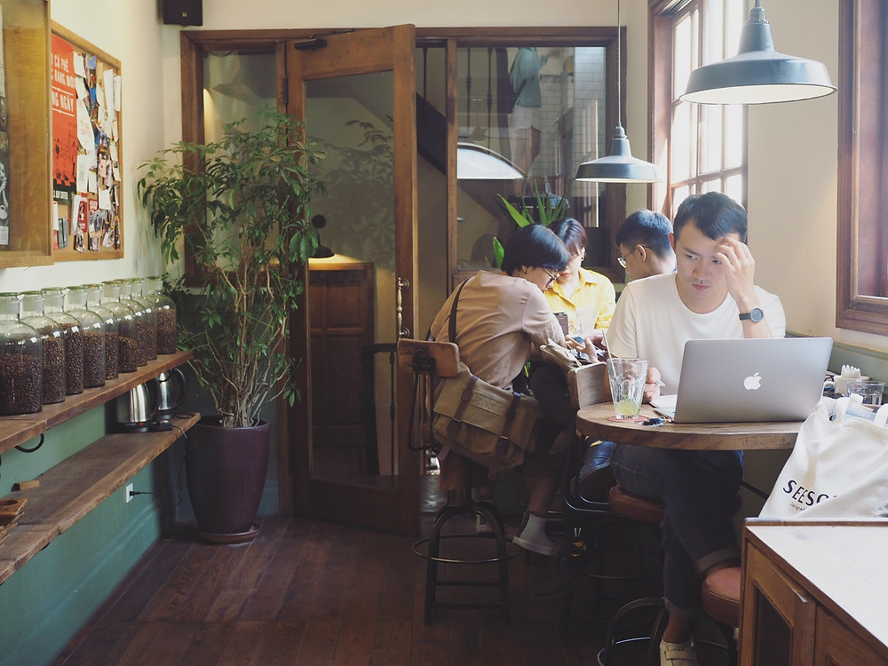 All Day Cafe 河内咖啡馆