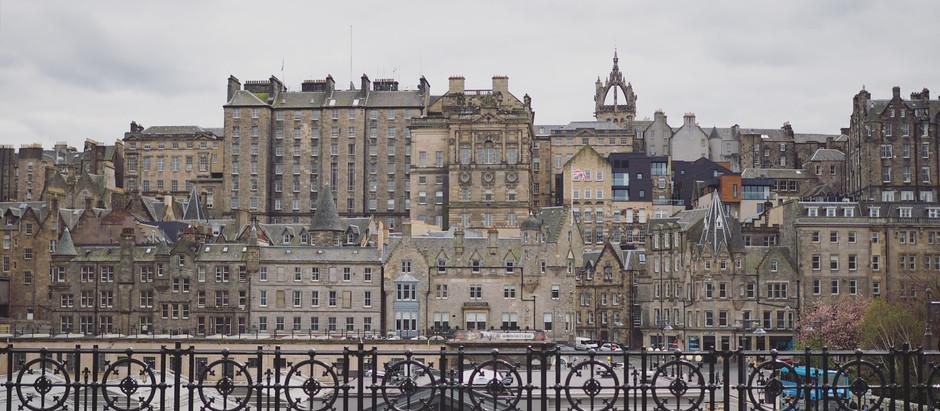 @ Edinburgh 爱丁堡(一):古城守护者