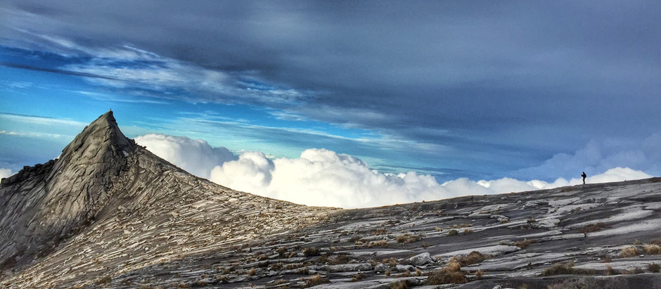 @ Mount Kinabalu 哥打京那巴鲁山:我做到了,你呢?