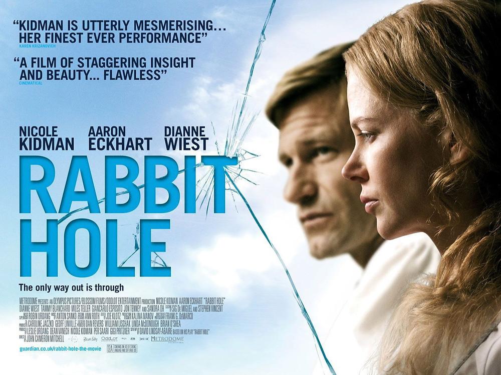 rabbit hole 电影海报