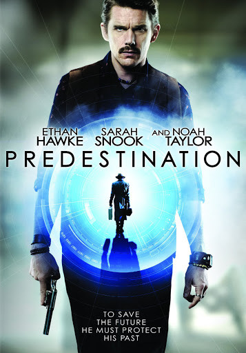 predestination movie poster 电影海报