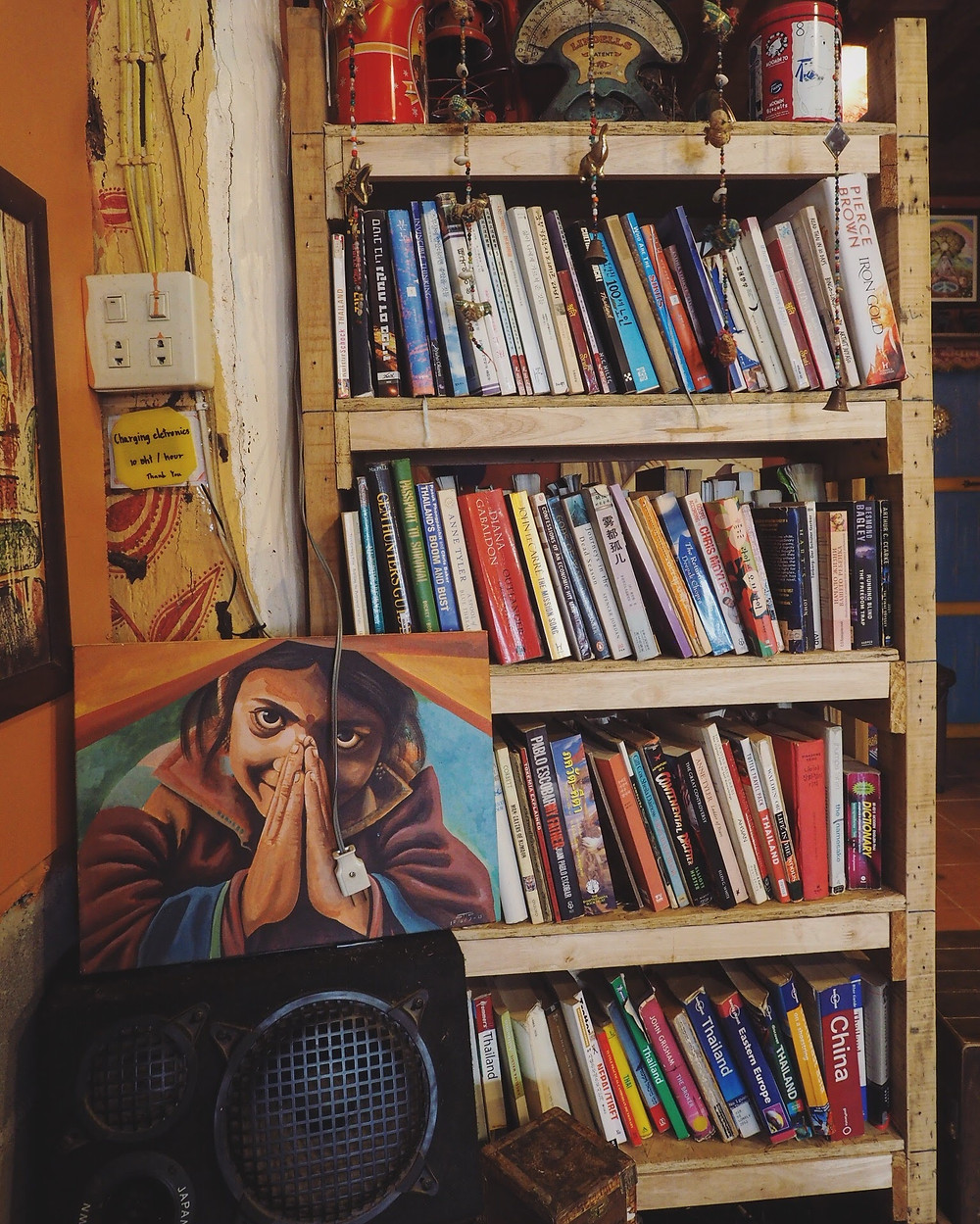 拜县咖啡馆 Art in Chai