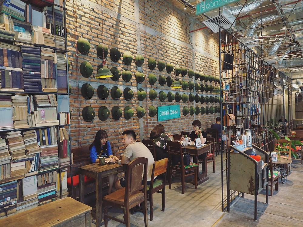 Cong Caphe 河内咖啡馆