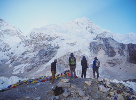 @ Everest Base Camp Trek 珠穆朗玛峰大本营:并非想象那样