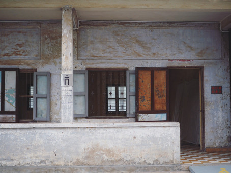 @ Tuol Sleng Genocide Museum 吐斯廉屠杀博物馆:那黑暗的3年8个月又20天