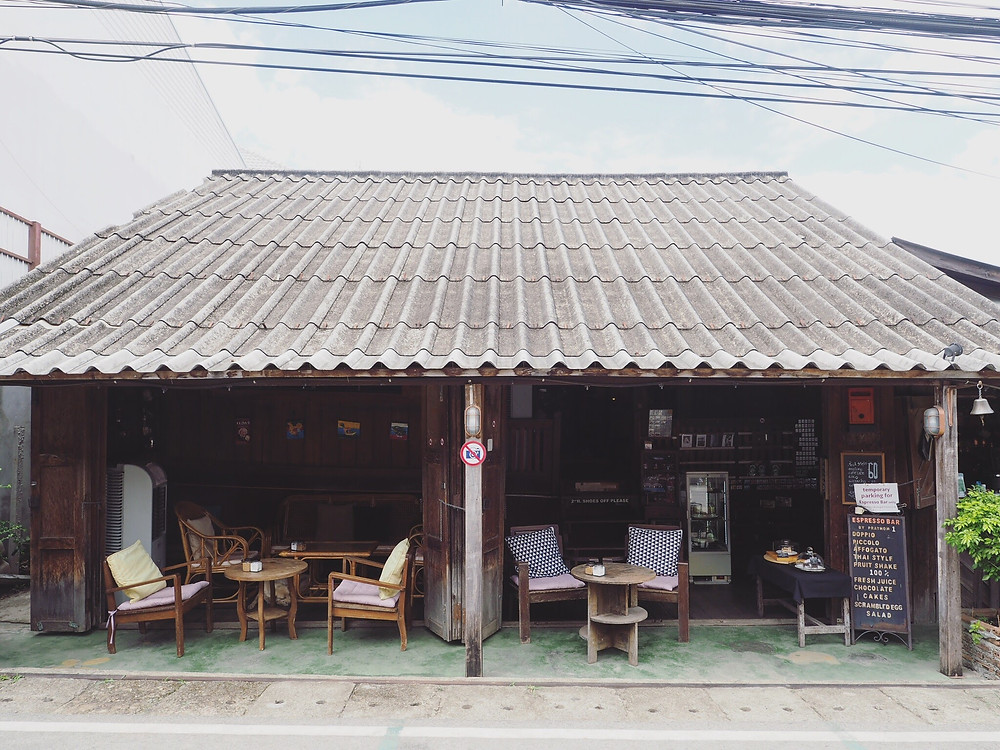 拜县咖啡馆