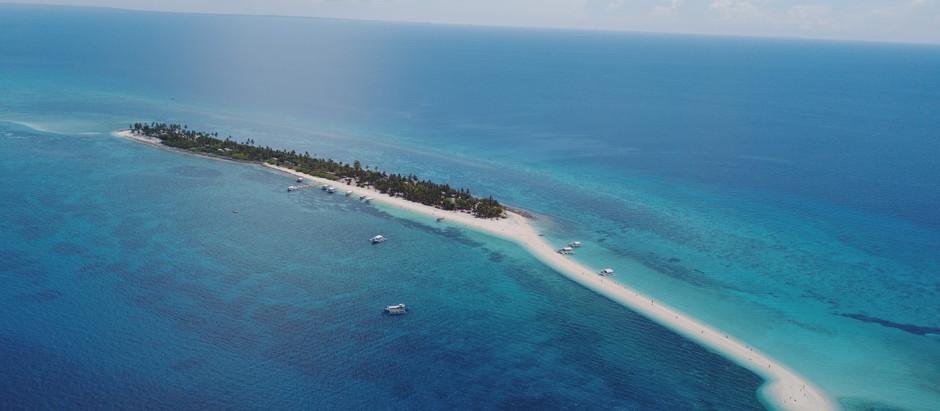 @ Kalanggaman Island:是海鸟?是音符?是天堂的入口