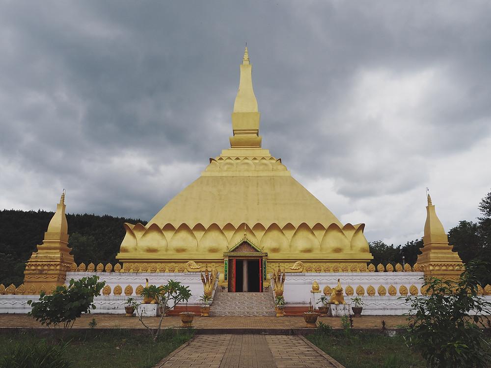 Luang Namtha 的暹庙