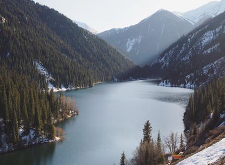 @ Kazakhstan 哈萨克斯坦:最困难的时刻遇上最美丽的Kolsai Lakes