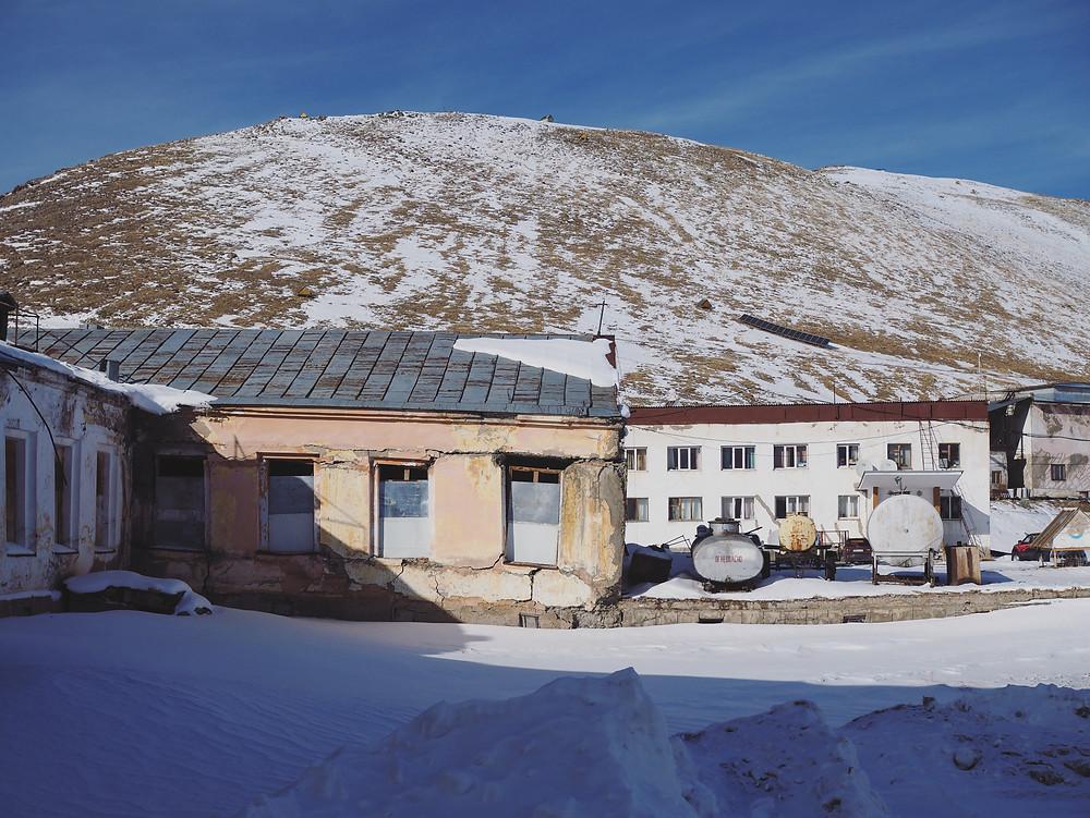 Kosmostantsiya 天文研究院。
