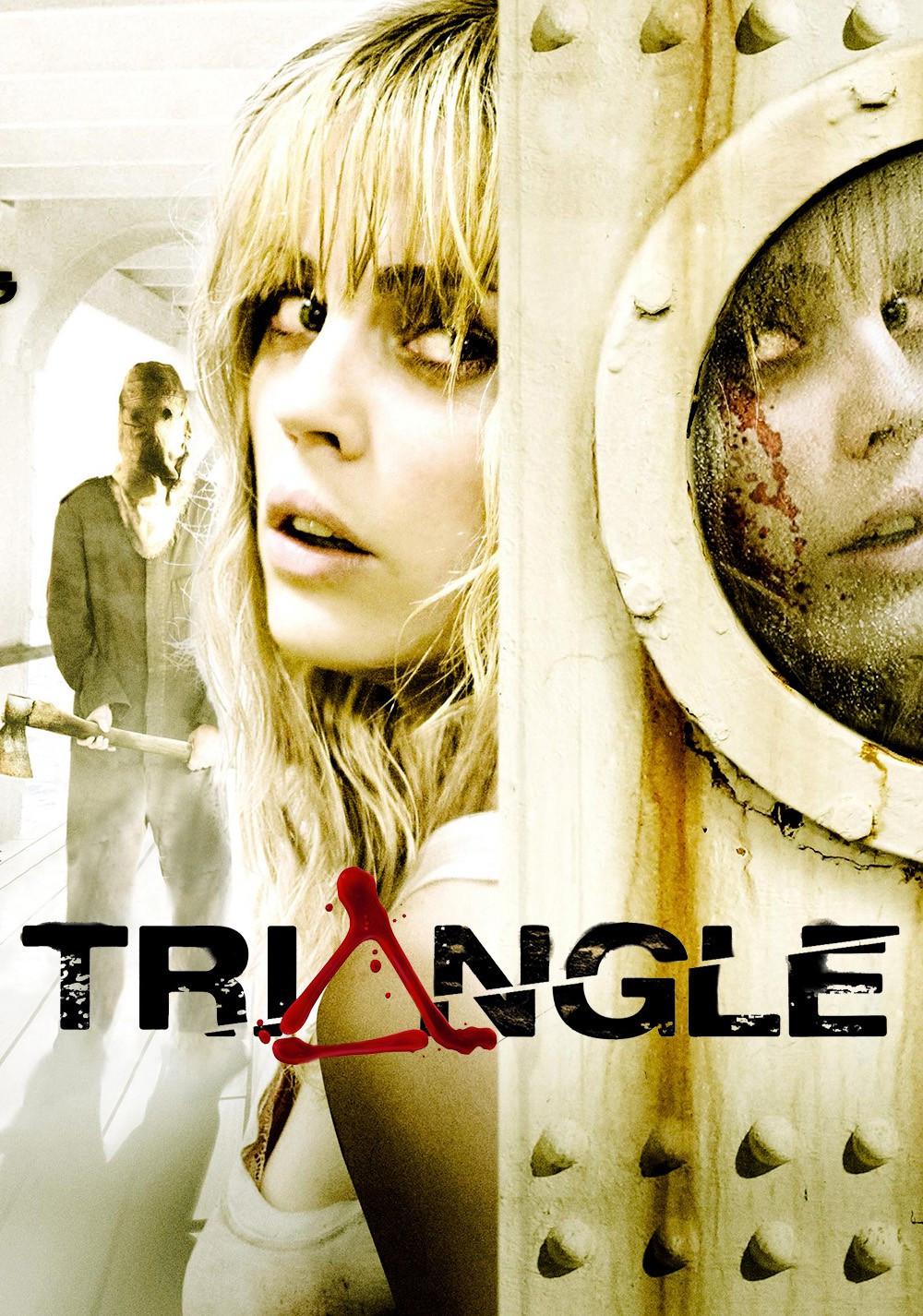 triangle movie poster 电影海报