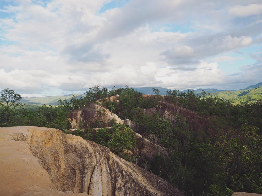 拜县 Pai Canyon