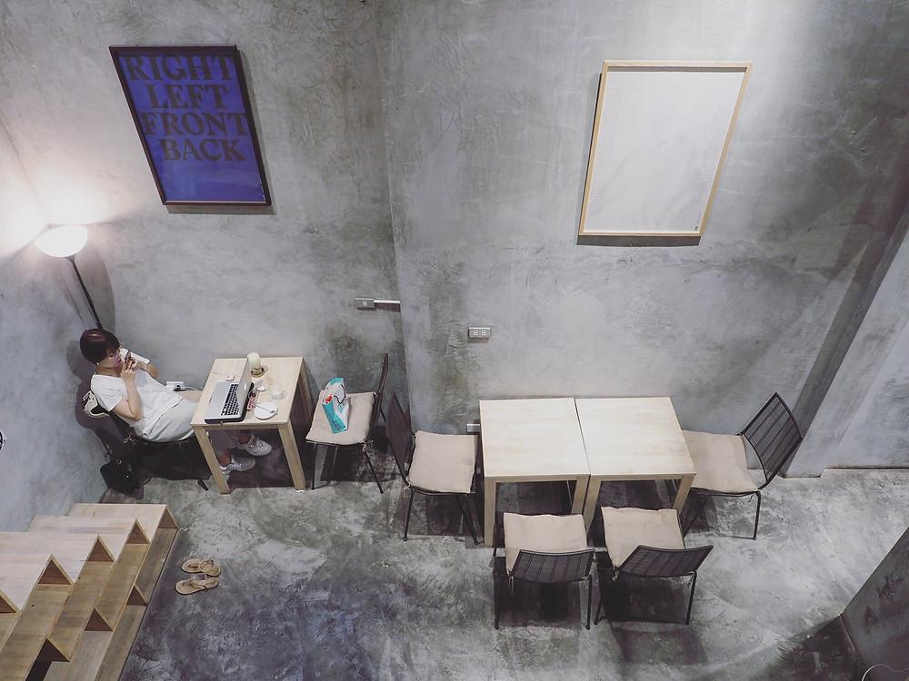 Vui Studio 河内咖啡馆