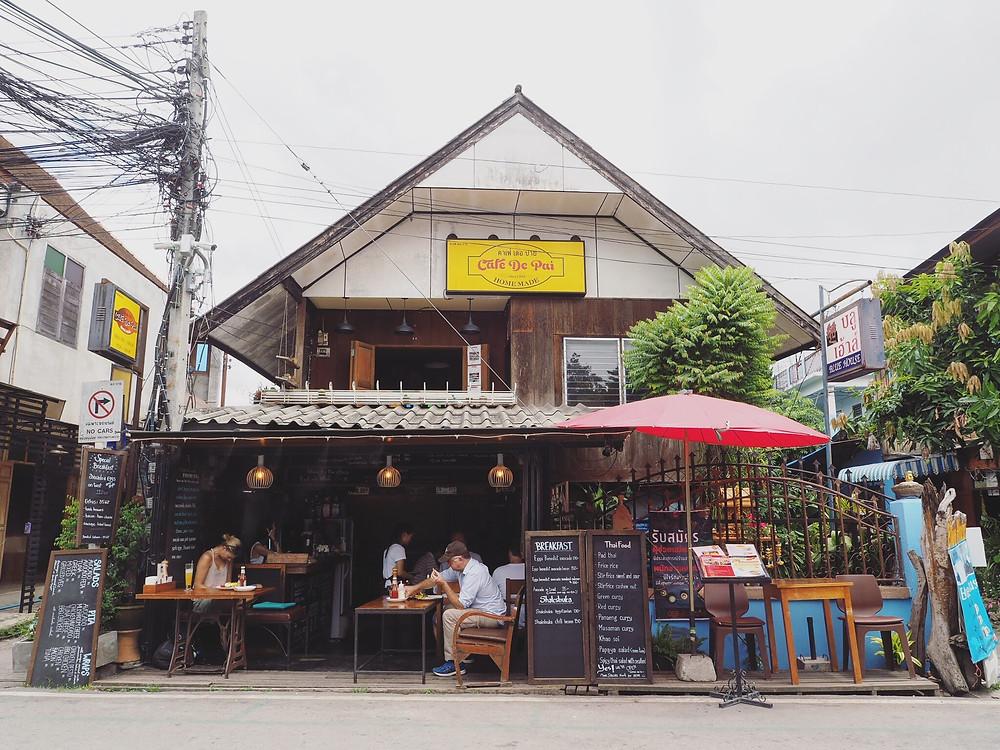 拜县咖啡馆 Cafe de Pai