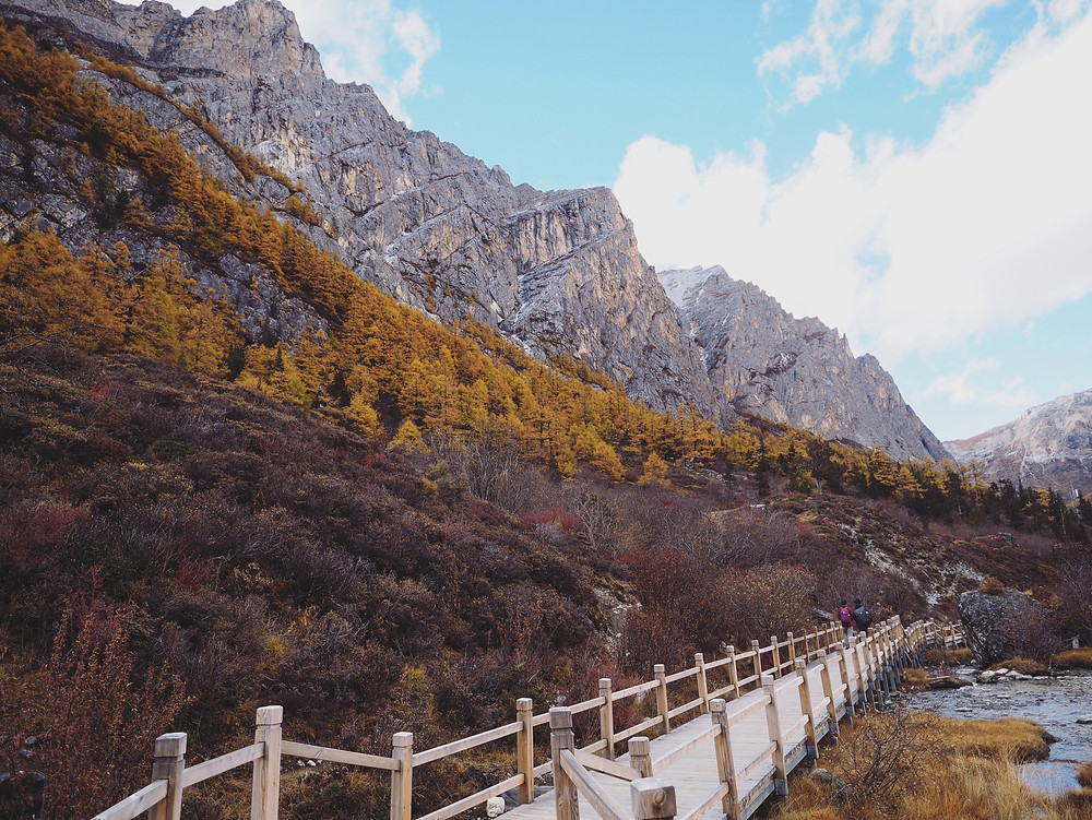 稻城亚丁风景区