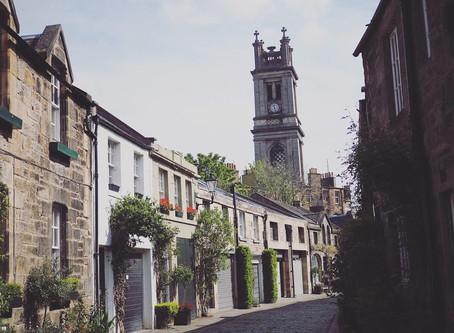 @ Edinburgh 爱丁堡(二):星期日不喧哗