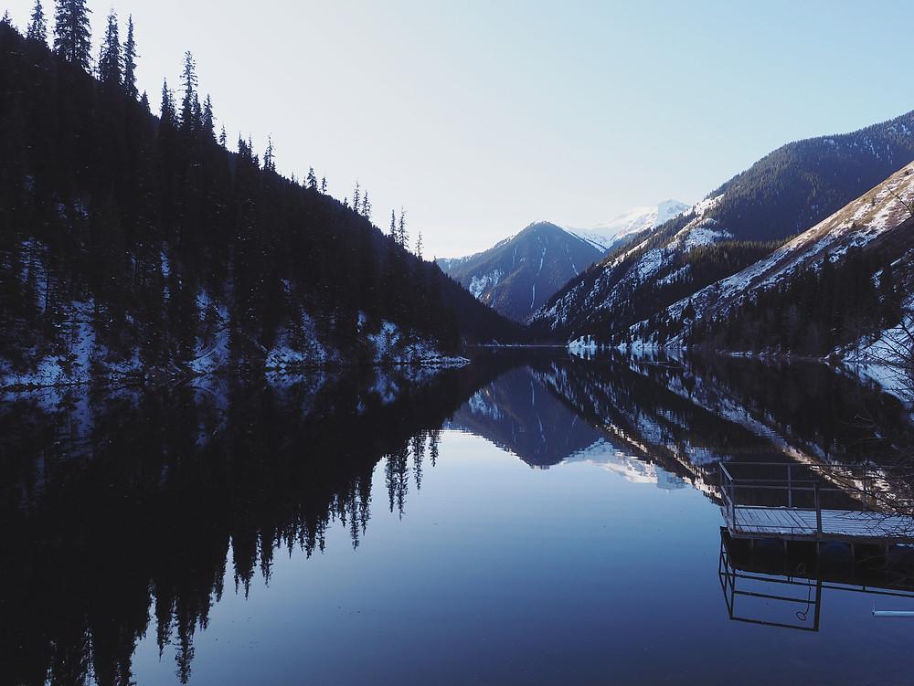 Kolsai 第一湖
