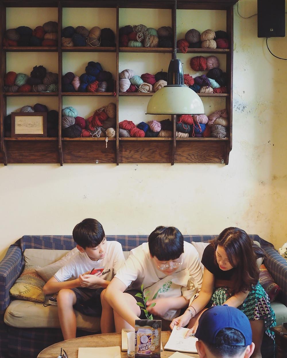 Xofa Cafe & Bistro 河内咖啡馆