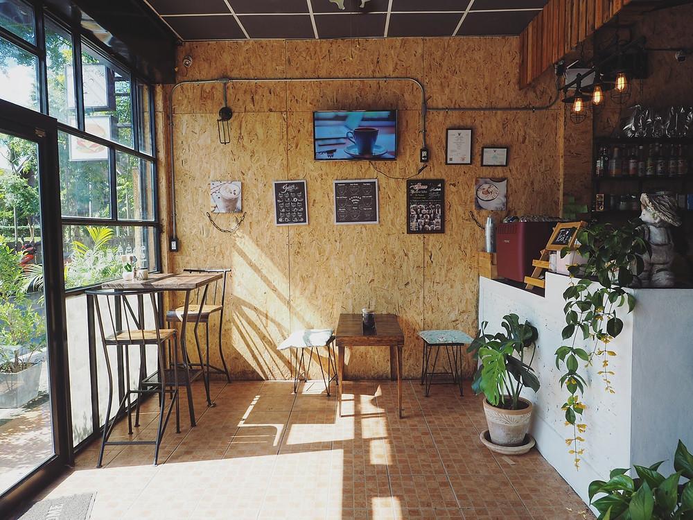 拜县咖啡馆 Welcome Back Cafe